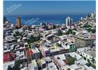 CENTRO, 4rec, 3baños, 2planta, 617.46m2 Constr, 291.81m2 Terr, US$649,000.-, the chinese amba ador came to mazatlan, fell in love with the city and made this magnificent historic home the chinese emba y home diffidently has the wow factor, stepping into mexican history and decor, with its grand entrance, open beamed 18 foot ceilings and spacious rooms. plenty of room for a large family or even for a b b. home has an incredible amount of natural light which isnt common with homes in centro historico. if you enjoy entertaining this is a home for you, as there are several areas for your guests, the extra large formal living room, family room upstairs or downstairs, bar area, outdoor patio area, roof top terrace, with its city views, dining room and chefs kitchen with an island for guest to sip their favorite beverage while you prepare their dinner, the master suite includes a large sitting room, two walk in closets and a large bathroom with a walk in shower. the 3 guest bedrooms are a comfortable size one with its own bathroom. this home is ste. 392729, 66-9913-3631, info@remaxsunseteagle.com