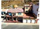 MAR DE PUERTO NUEVO II, 8rec, 7baños, 2planta, 645m2 Constr, 418m2 Terr, US$1,200,000.-, luxury ocean view estate property, located at beautifully puerta del mar a very private gated community with a high quality security system, sensors and video;. million dollar ocean view balcony and terrace. from the moment you step onto famous puerto nuevo and rosarito, you will find most the services including walmart, the home depot, doctors, fine restaurants, movie theather, easy acces to the main roads and the spectacular valle de guadalupe and ensenada. this spacious two floor plan custom made home welcomes you to beatiful sights and sounds of the pacific ocean with 25 5 foot high-celling windows and an over sized wrap around balcony, wich makes it a favorite getaway in baja. top of the line stainle steel appliances and extra wide bullnose granited contertops in the chef s kitchen and walk in pantry. elegantly decorated with high quality furniture, laudry room with washer and dryer. all six bedrooms in the primary home have their private bathroom as well as direct acces to the balcony. another two more bedrooms in the challet (guest house) residencia de lujo frente al mar. fraccionamiento exclusivo con playa privada, circuito cerrado y vigilancia 24 horas, 6 habitaciones en la casa principal, cocina gourmet equipada, acabados de lujo. 450607, 66-4634-1212, grupohg@hotmail.com