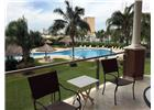 MARINA MAZATLÁN, 3rec, 2baños, 1planta, 152m2 Constr, US$186,000.-, this is nicest decorated condo in marina area. the location is ideal for you that loves to be close to restaurants, little bars, mall, etc. the open design features large living room and dining area that opens to a well equiped kitchen with granite countertops. master bedroom with a full bathroom in suite is in the back with direct acce to the big balcony with gardens/ and a little of marina outlooks. it is tastefully decorated, it has two other bedrooms and an extra bathroom. the condo is loaded with upgrades and it has its own laundry area and parking for one vehicle. pictures will give you an idea how nice this condo is, but you have to see it la ubicación de este condo es ideal para usted que gusta de estar cerca de restaurantes, cafés, barecitos, centos comerciales, etc. el diseño abierto con una area amplia area para sala y comedor se abre a una cocina bien equipada con barra de granito. la recámara principal con su propio baño tiene acceso directo al balcón con v. 369385, 66-9913-3631, info@remaxsunseteagle.com